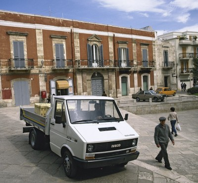 Iveco Daily 1978 1st Generation