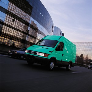 Iveco Daily 2nd generation