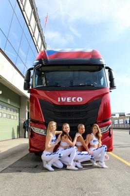 Slavnostní prezentace nového tahače IVECO S-WAY