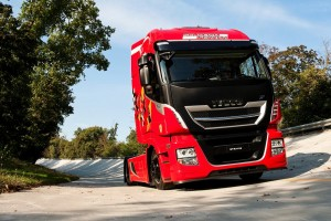 New Stralis Emotional Truck