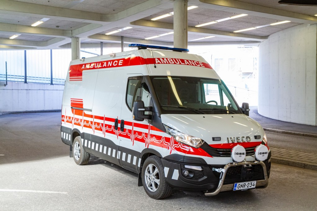 IVECO_Daily ambulance Finland (2)
