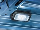 LED osvětlení nákladového prostoru, Iveco