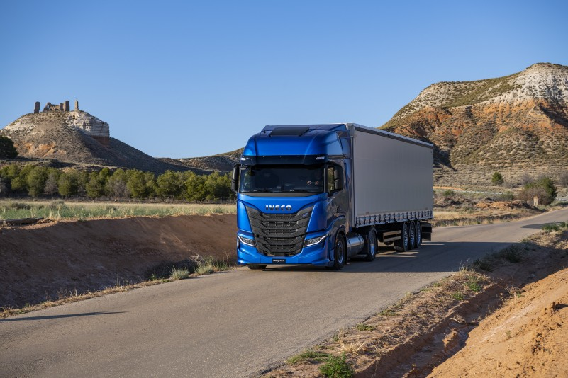 IVECO S-WAY NP (Natural Power)