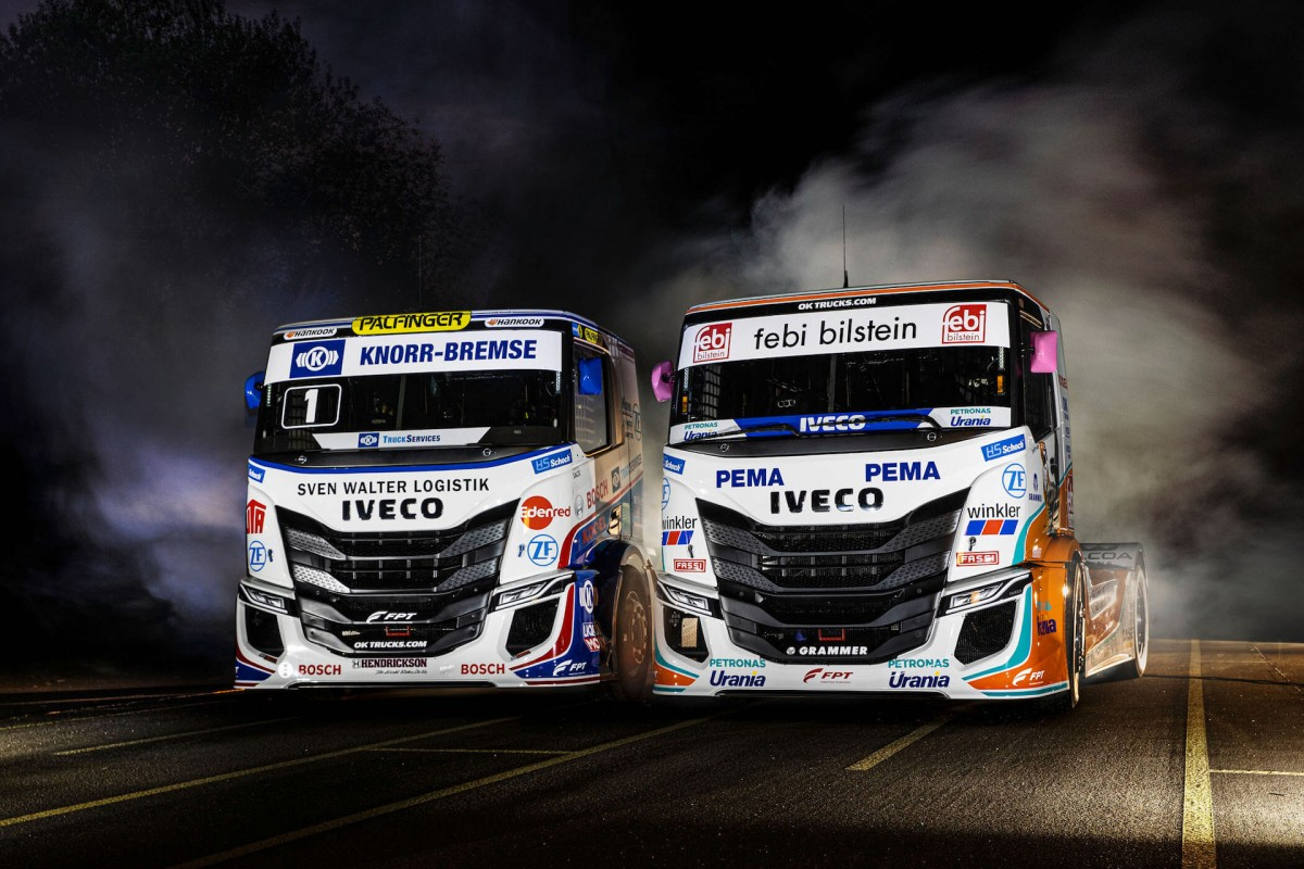 IVECO S-WAY R racing trucks3