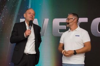 IVECO s týmy Team Schwabentruck a Hahn na Evropském poháru tahačů 2017 v Mostě