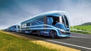 Iveco z Truck Aerodynamics