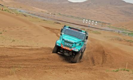 ivecoSILK WAY RALLY 2017 - Ardavichus