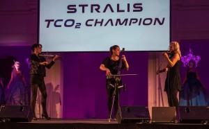 Nový Stralis od Iveca - String Ladies