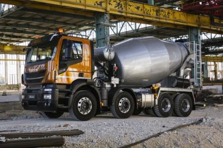 Nový Stralis X-Way, zbrusu nová řada pro stavební logistiku a městskou dopravu