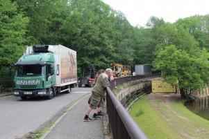 Převoz hrochů - Iveco