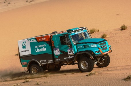 IVECO Powerstar, Gerard De Rooy, Africa Eco Race