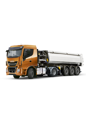 Stralis X-WAY, technologie
