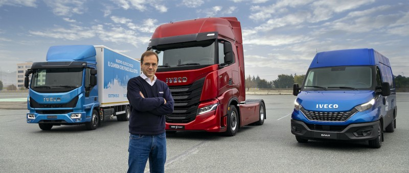 Thomas HILSE_IVECO Brand President