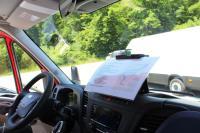 Akce Iveco - testovací jízdy pro klienty