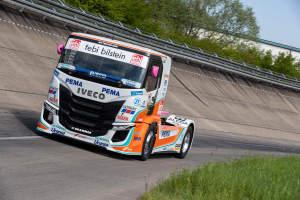 IVECO S-WAY R racing trucks