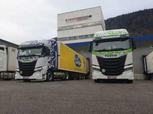 IVECO S-WAY LNG pro Transbozen