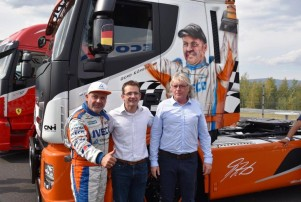 Truck Race Most 2016 - Iveco