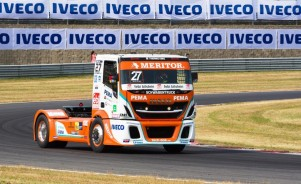 Truck Race Most - Iveco