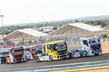 IVECO Trucks LeMans