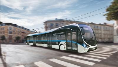 Crealis Trolleybus